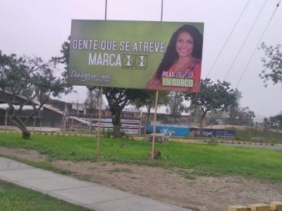 Pilar Silveyra Peru 1