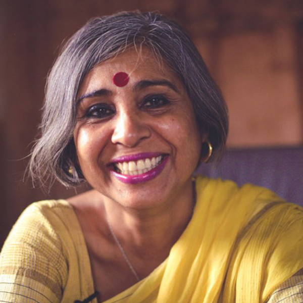 Urmi Basu fundadora de New Light Kolkata